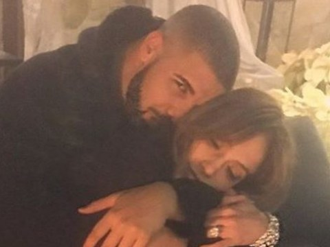 Drake gets his One Dance from JLo as they grind at Winter Prom