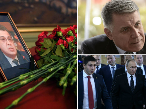 West behind assassination of Russian ambassador, ex-intelligence chief says