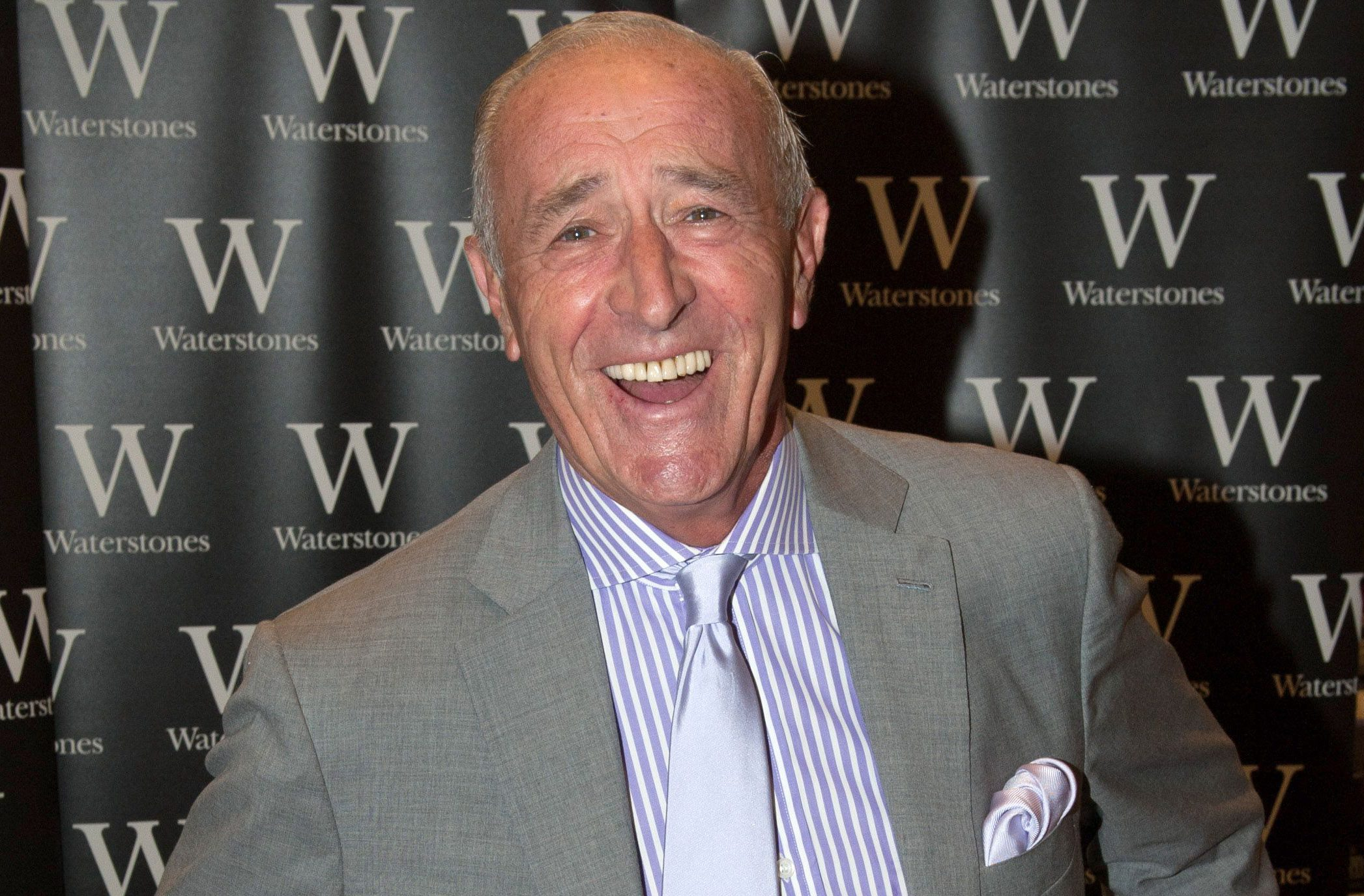 Len Goodman has '£3.4million tucked away after quitting Strictly Come Dancing'