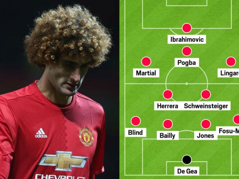 What might Manchester United's starting XI against Crystal Palace look like?
