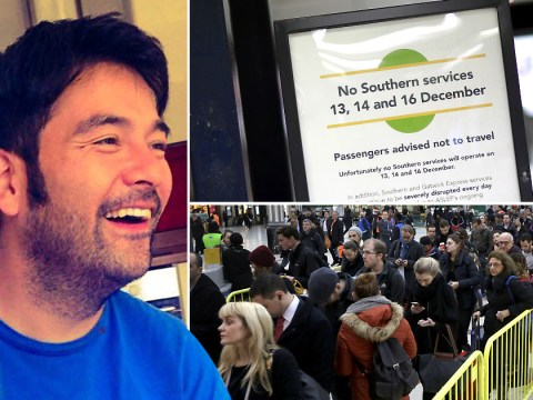 Dad makes emotional plea for Southern Rail to end strike so he can see his son