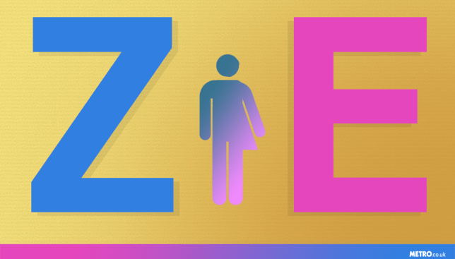 Oxford university tells students to use 'ze' not 'he' or 'she' so they don't offend transgender students Picture: Getty - Credit: METRO/mylo