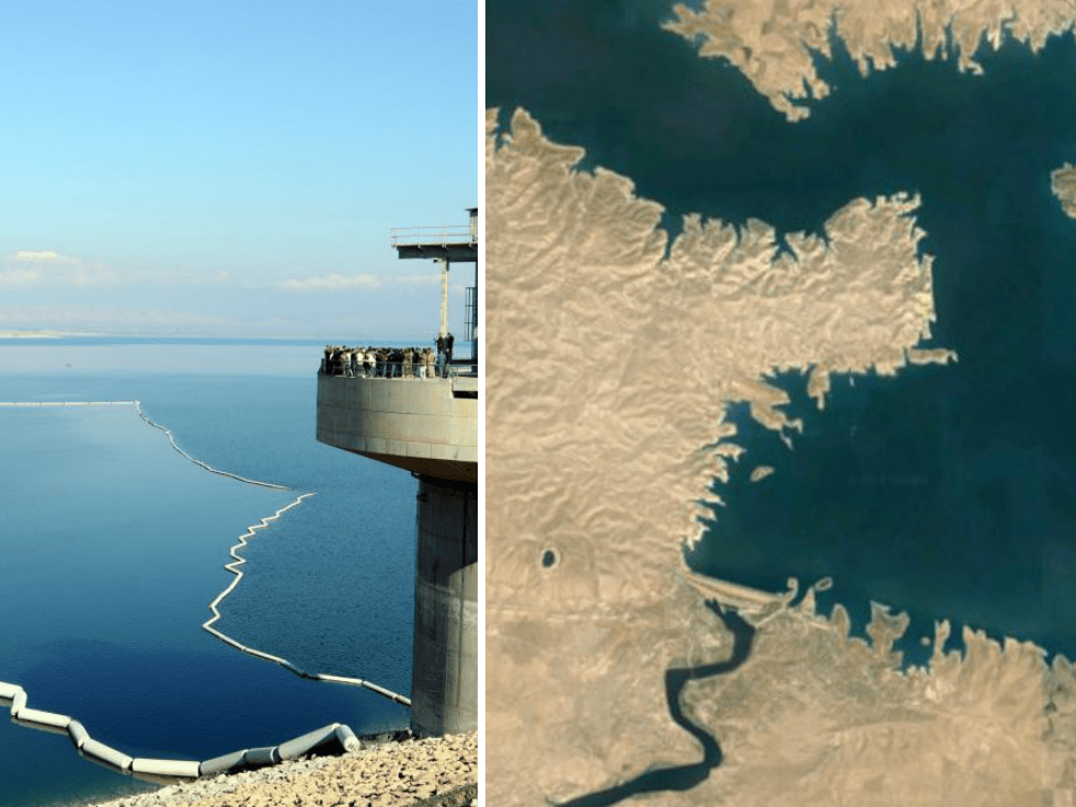 A dam is on the verge of collapse and it could be more devastating than a nuke