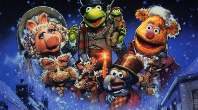 Muppets Christmas Carol is the best Christmas film for superior beings (Picture: Disney)