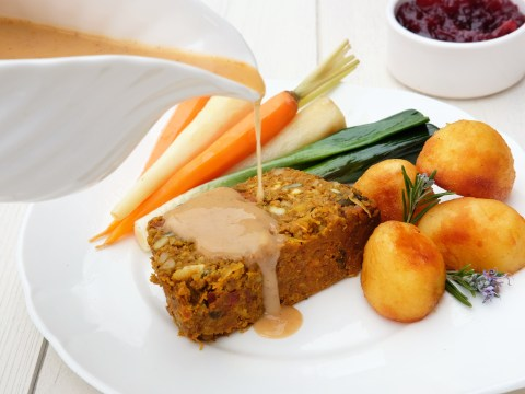 The Christmas recipe collection from the Vegetarian Society is fully vegan – and delicious