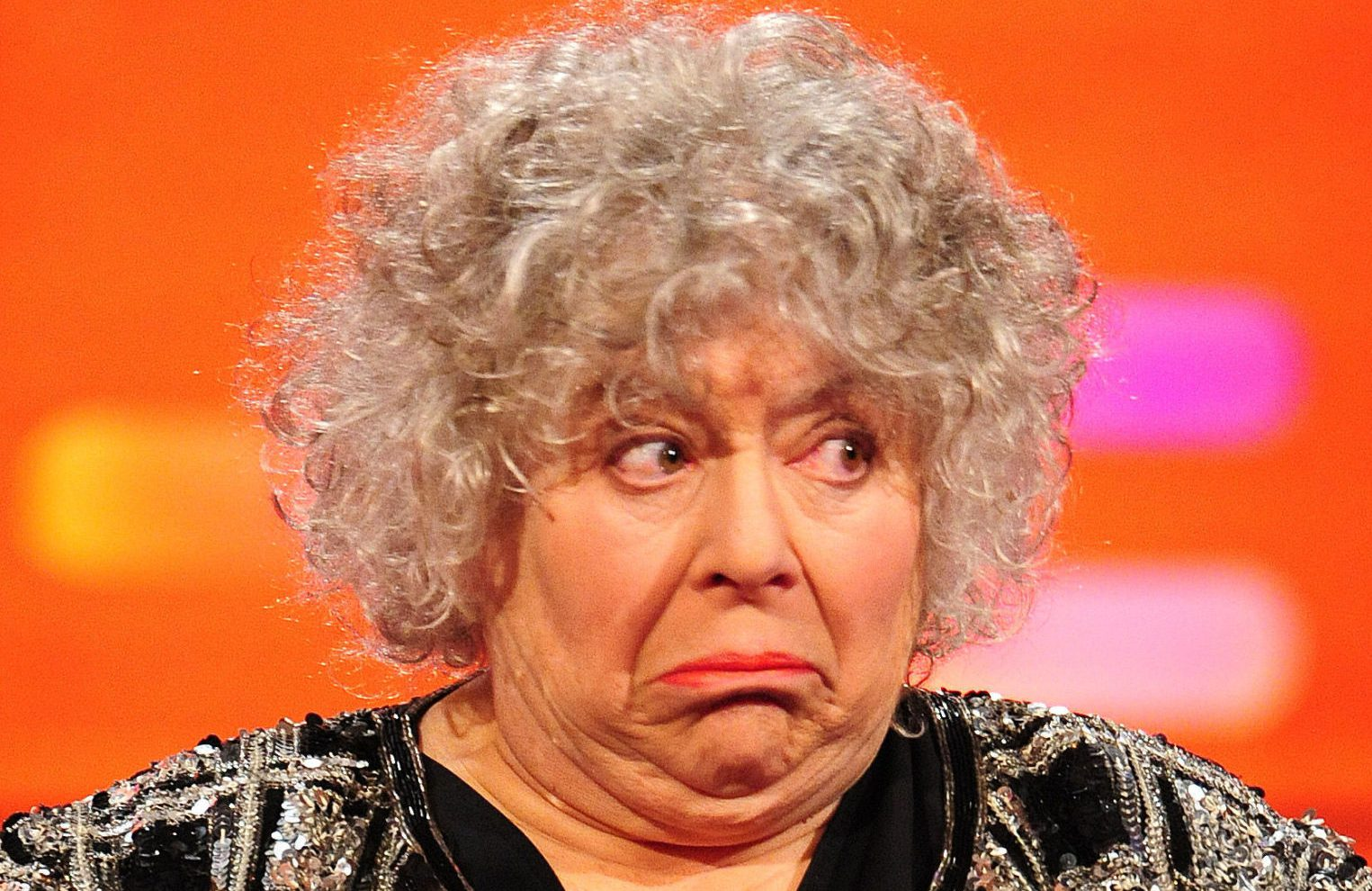 Miriam Margolyes 'humiliates' black fan at Harry Potter signing by 'offering him a discount'