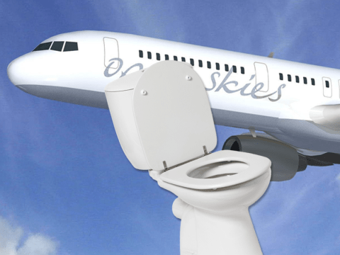 New York to Paris flight diverts to Ireland – so passengers can go to the toilet