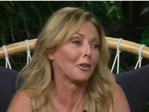 I'm A Celebrity's Carol Vorderman explains why she (sadly) won't go there with Joel Dommett