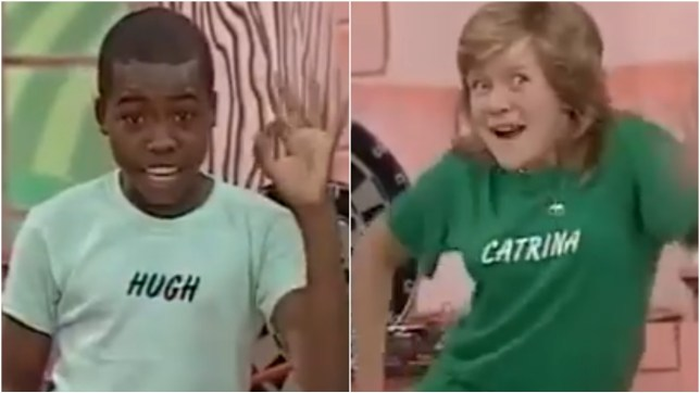 This clip of happy kids on an 80s TV show has melted the