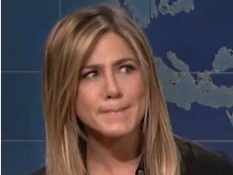 Jennifer Aniston fails to shoot down excellent Rachel Green impression on Saturday Night Live