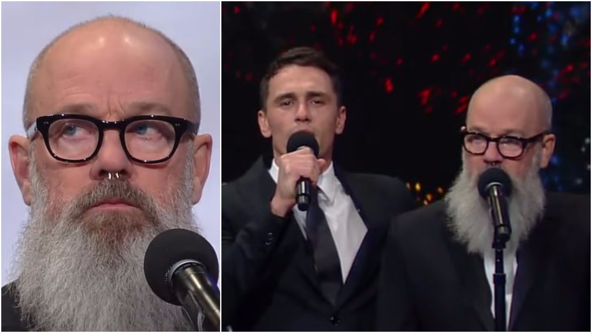 REM song It's The End Of The World As We Know It has been revamped for 2016 on US TV