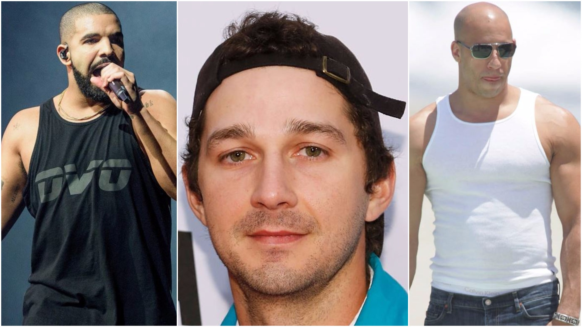 Non-rapper Shia LeBeouf is on fire as he takes shots at Drake and Vin Diesel in latest freestyle