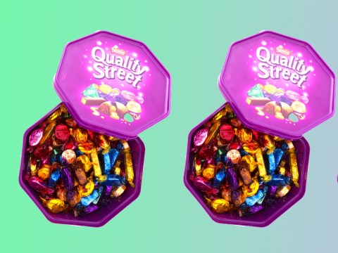 The curious case of the shrinking Quality Street tin