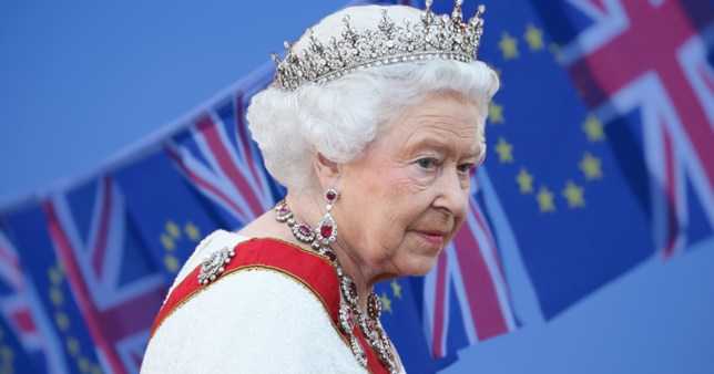 Queen said she 'backed Brexit' leading up to referendum according to BBC political editor