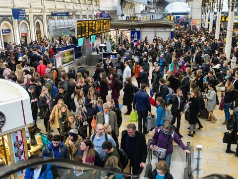 Boxing Day rail chaos after engineering works leave almost no services