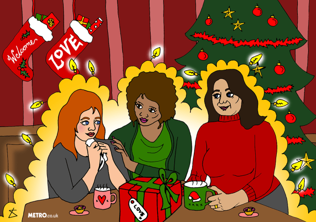 What's Christmas like for women escaping domestic violence?