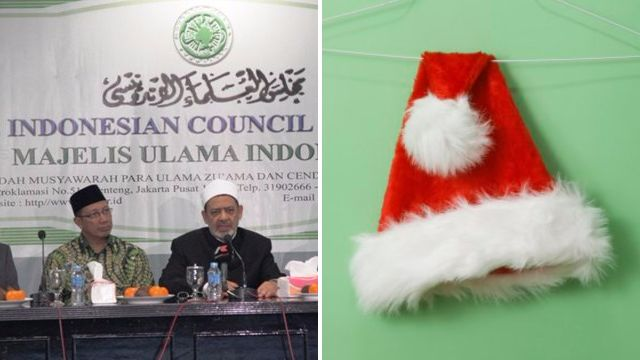 Fatwa issued banning Muslims from wearing Santa hats