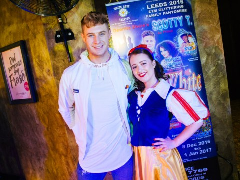 Scotty T quits panto role only weeks after it was slammed as a 'disaster'