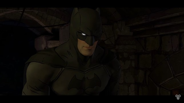 Batman: The Telltale Series (PS4) - not The Dark Knight's finest hour