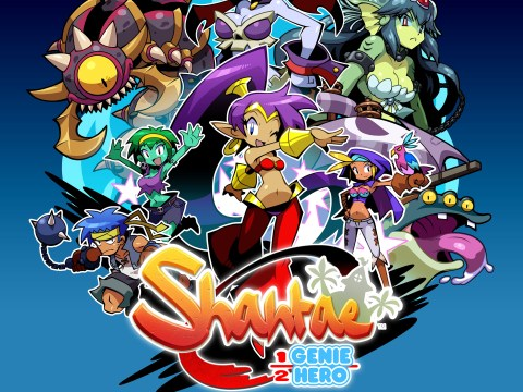 Shantae: Half-Genie Hero review – familiar animals