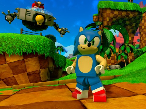 Lego Dimensions Sonic The Hedgehog Level Pack review – plus Fantastic Beasts, Adventure Time, and more
