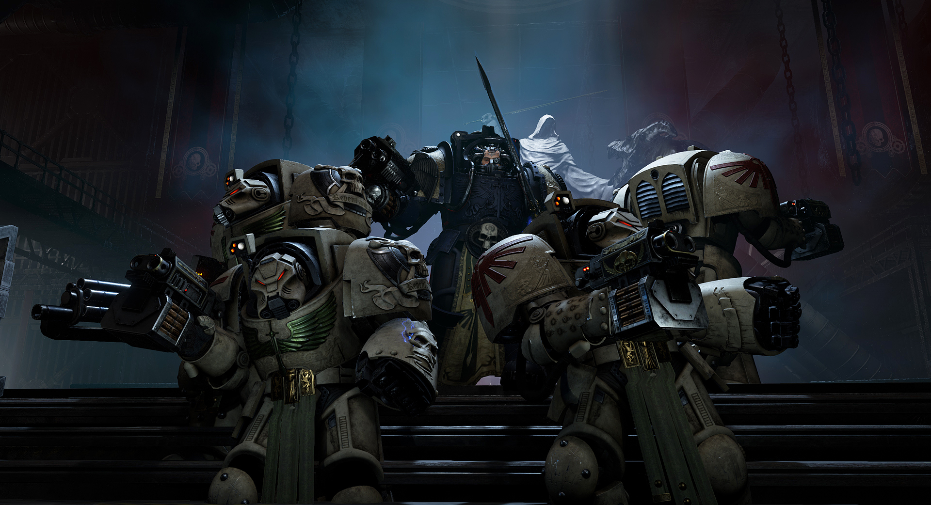 Space Hulk: Deathwing (PC) - subtlety is not its forete