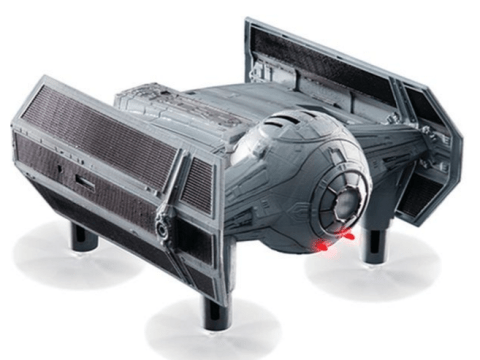 You can now have a laser battle in the sky with these Star Wars drones