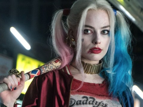 Margot Robbie wins top Critics' Choice award for butt-kickin' Suicide Squad role as Harley Quinn