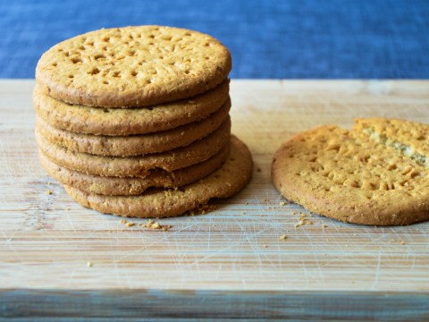 This is why Digestives are called Digestives