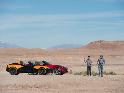 5 reasons you should catch up with The Grand Tour