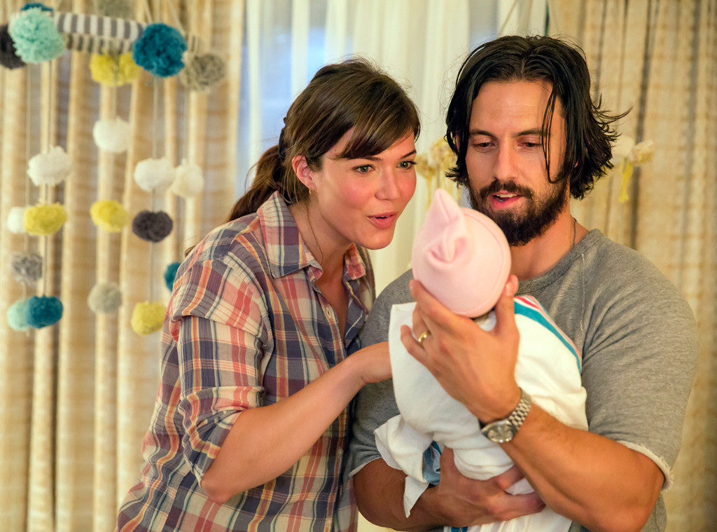 Watch a This Is Us fan get a surprise knock on the door from Milo Ventimiglia