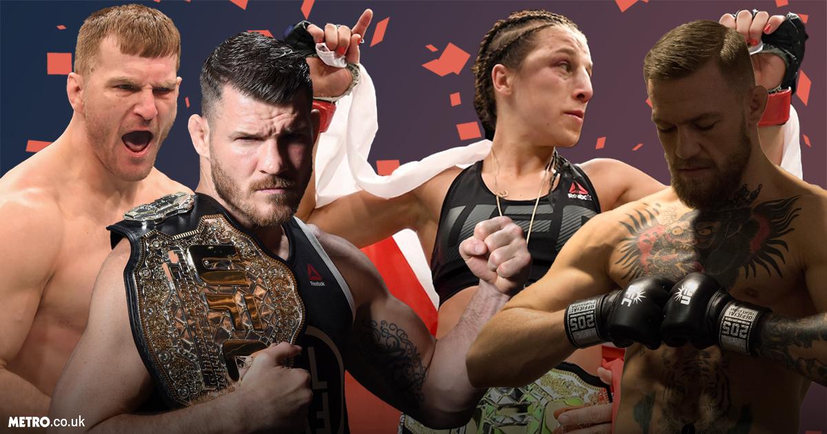 Metro.co.uk's UFC Awards 2016: Conor McGregor, Michael Bisping, Stipe Miocic and Eddie Alvarez among winners