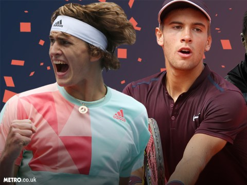 Five young ATP Tour tennis stars set for breakthroughs in 2017, including Alexander Zverev and Borna Coric