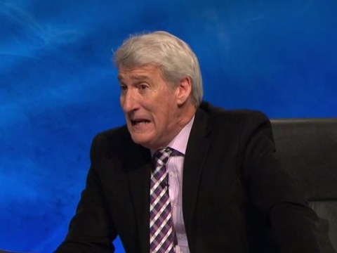 Eagle-eyed viewers spot Jeremy Paxman make a mistake on University Challenge