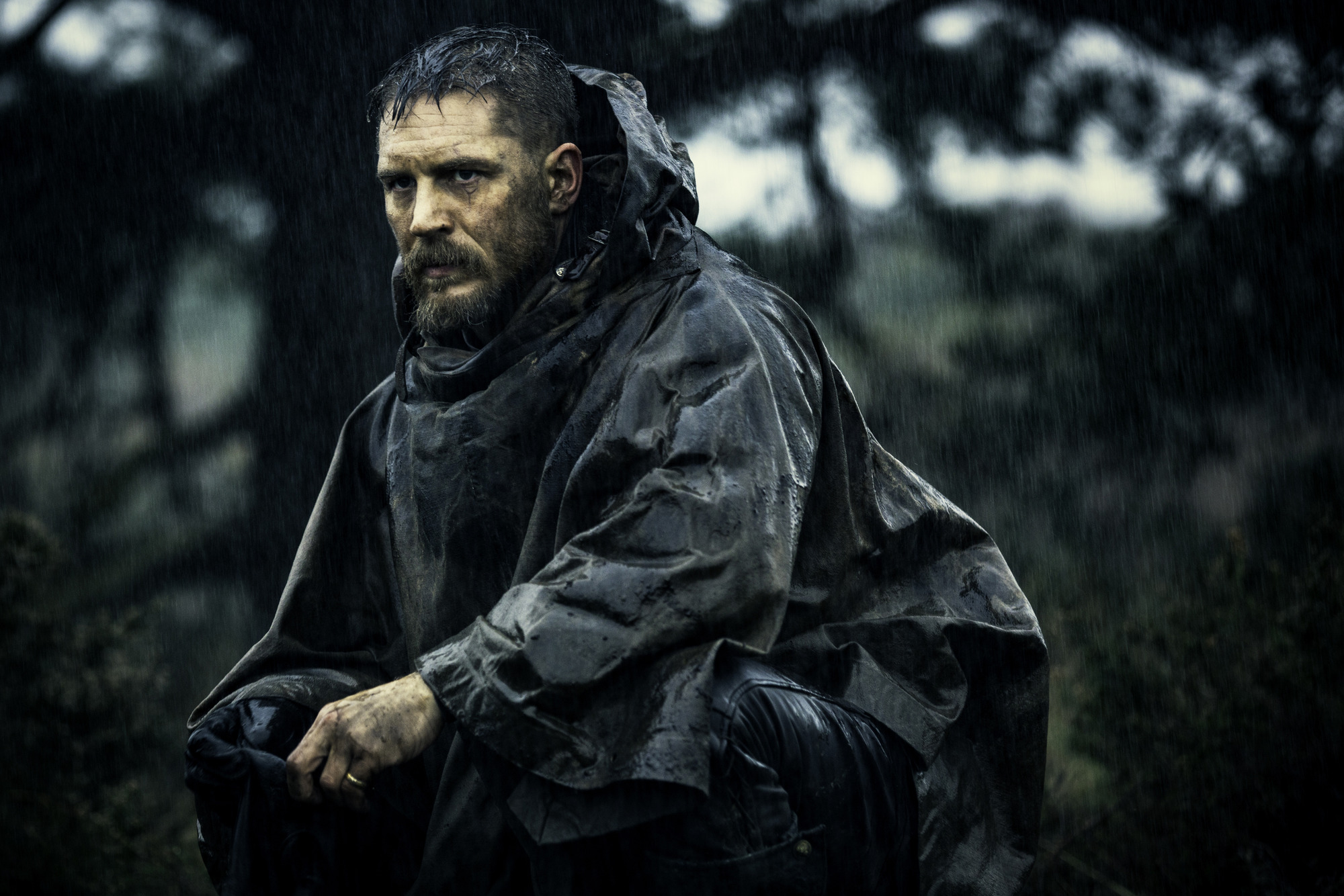 Tom Hardy stars as James Delaney in Taboo (Picture: FX Networks)