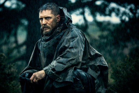 Programme Name: Taboo - TX: n/a - Episode: Taboo - Generic (No. Generic) - Picture Shows: James Delaney (TOM HARDY) James Delaney (TOM HARDY) - (C) FX Networks - Photographer: Courtesy of FX Networks