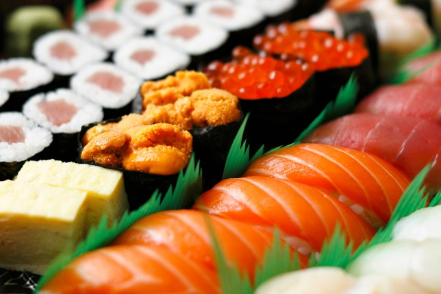 Sushi is wrecking the environment and our health, say some experts