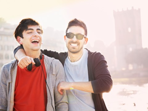 True Bromance: 13 reasons male friendships are the best