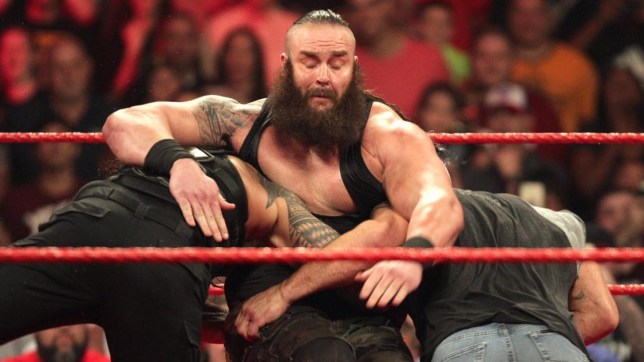 WWE Raw results: Goldberg and Roman Reigns spear Braun