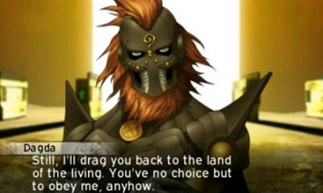 Shin Megami Tensei IV: Apocalypse (3DS) - a more enjoyable end of the world