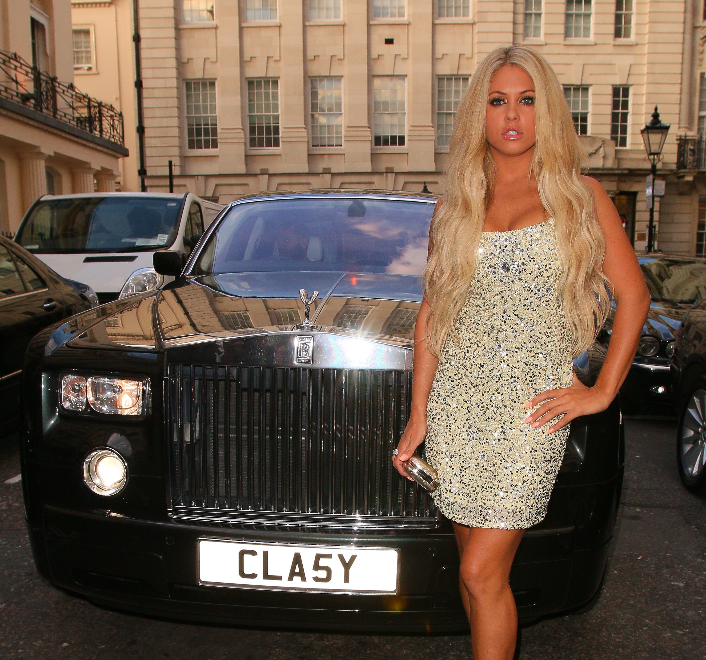 Who is Bianca Gascoigne? Everything you need to know about the Celebrity Big Brother 2017 housemate