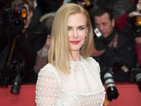 Nicole Kidman is in talks to play the mother of Jason Momoa's Aquaman