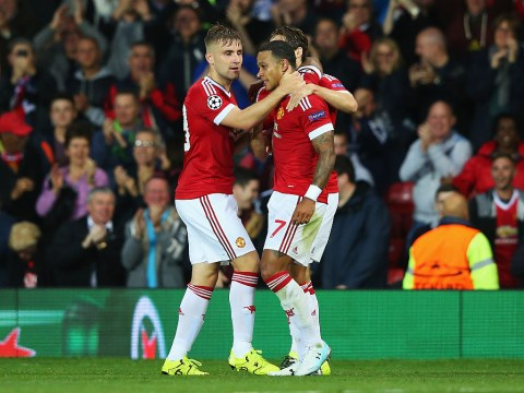 Memphis Depay sends motivational message to Manchester United outcast Luke Shaw