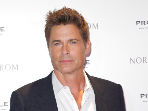 Rob Lowe under fire for tweet about LAX protest against Donald Trump's travel ban