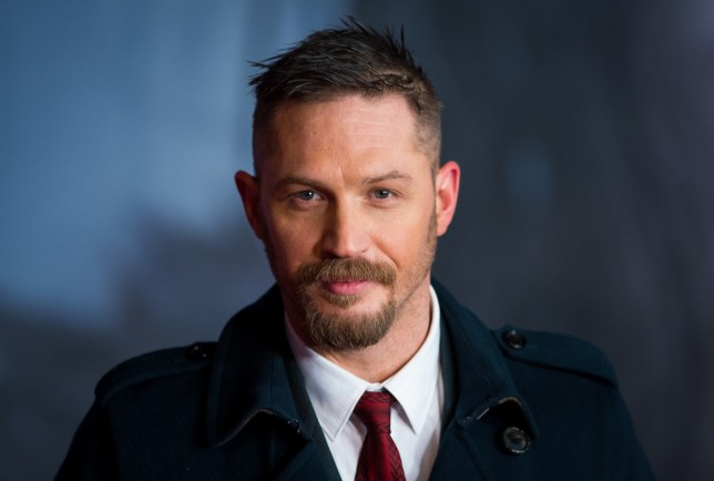 Tom Hardy doesn't rate himself in the looks department (Picture: WireImage)