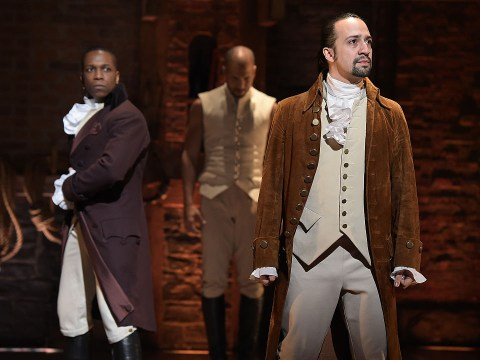 Someone has uploaded the entire first act of Hamilton to Pornhub