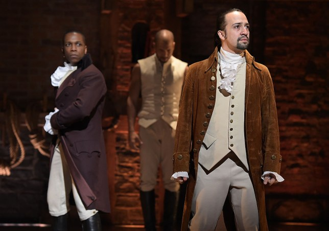 Hamilton is the brainchild of Lin Manuel Miranda (Picture: Getty)