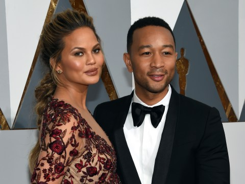 John Legend is encouraging struggling couples to try IVF treatment