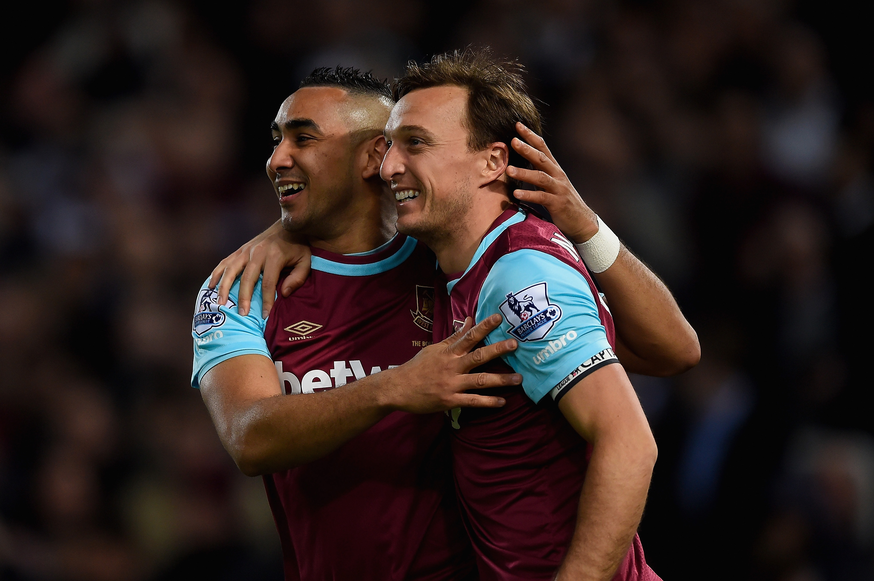 West Ham captain Mark Noble: 'I haven't spoken to Dimitri Payet in weeks'
