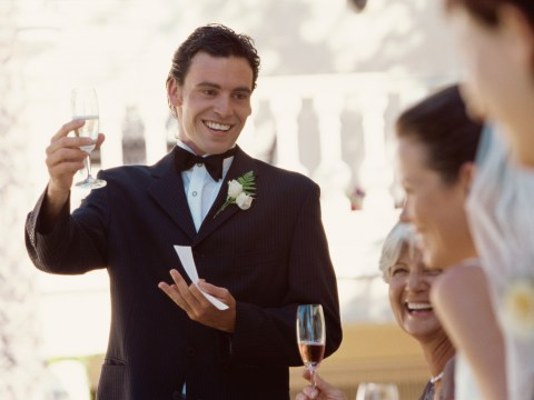 Stuck on your best man speech? Here are 11 hilarious things you can say